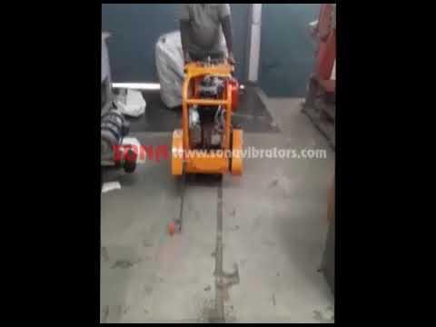 Concrete Groove Cutter