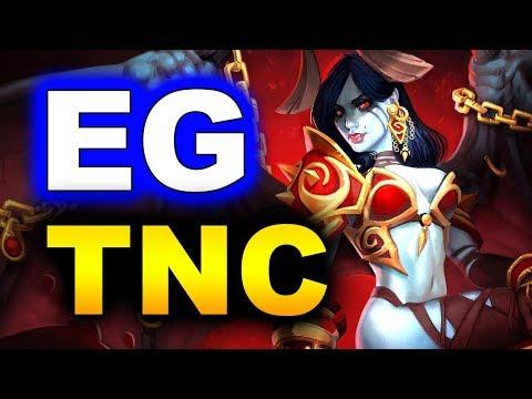 EG vs TNC - WHAT A GAME! - ESL One Birmingham 2019 DOTA 2