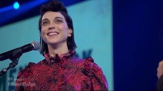 St. Vincent // Women Who Rock // Interview + Performance (2019)
