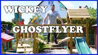 Wickey GhostFlyer aufbauen und mein Fazit ! | Papas Vlog