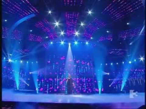 The X Factor 2009 - Danyl Johnson - Live Show 7 (itv.com/xfactor)