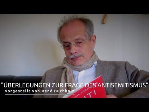 Video Buchvorstellung: Überlegungen zur Frage des Antisemitismus