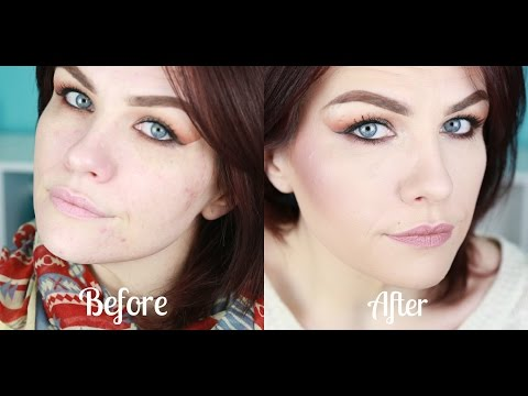 New Loreal Infallible 24 Hour Foundation Review/Demo