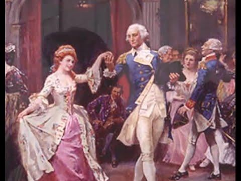 Mount Vernon's Curt Viebranz on the Real George & Martha Washington