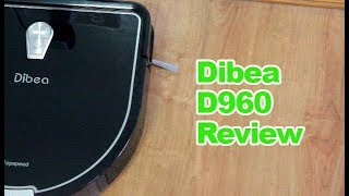 Dibea D960 Review: What's in the Box, Features and Cleaning Test