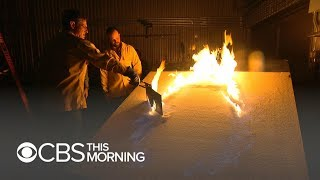 Scientists fan the flames to study fire tornadoes - Video Youtube