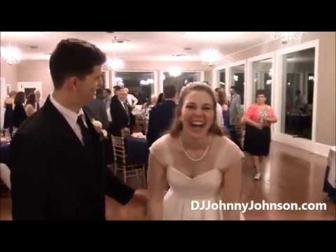 Christina & Blake Wedding Review of DJ Johnny Johnson - Mahoning Valley Country Club Lehighton PA
