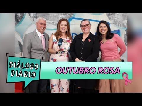 Diálogo Diário: Outubro Rosa