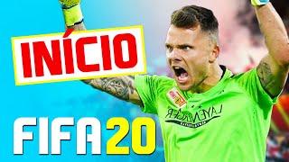 FIFA 20: O INÍCIO NO NOVO MODO CARREIRA!