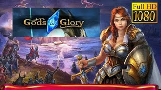 Gods And Glory Game Review 1080P Official Wargaming Strategy 2016