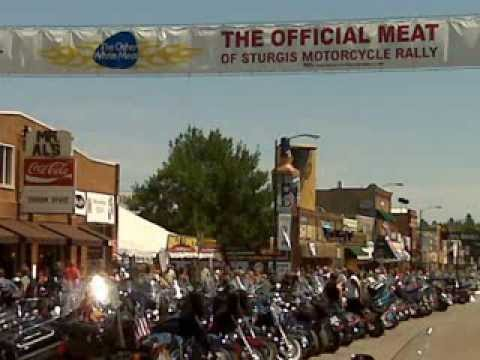 Official Video - Open Road to Sturgis - Iron Cowgirl Missy