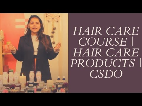 Online Hair Care Package Course