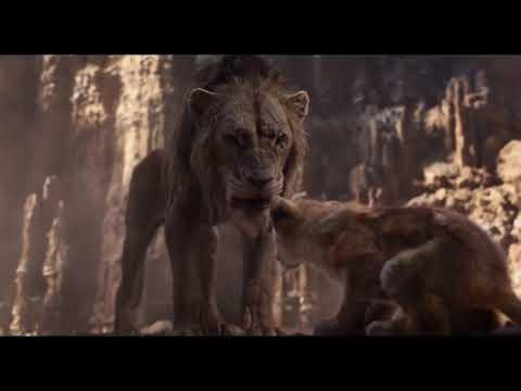 Король Лев — Русский трейлер (2019)