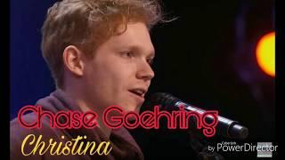 CHASE GOEHRING - CHRISTINA (LYRICS)
