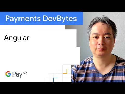 accept payment with Google Pay in Angular