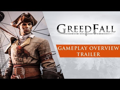 Trailer de gameplay de GreedFall