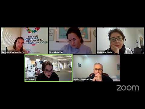 Envejezando | Balcón de Experiencias Inspiradoras para la Innovación Social