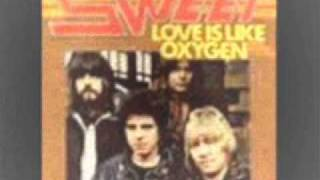 Sweet - Love Is Like Oxygen