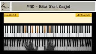 MHD   Bébé (feat. Dadju) Intro [JDS Piano Tuto]