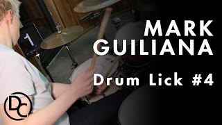 Mark Guiliana Drum Lick Lesson IV