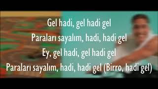 Sero El Mero   Dein Fahrer (Official HQ Lyrics) (Text)