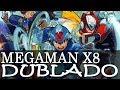 Megaman X8 Jogo Dublado Em Portugu s em Breve