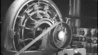 1904 Testing a Rotary, Westinghouse Works