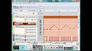 Dirty Dubstep Tutorial Day 6 pt 3: Choosing the Notes