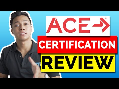 ACE Certification Review (CPT) for 2021 - Pros/Cons, Cost and ...