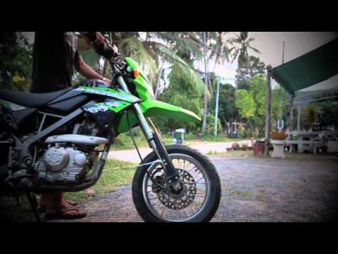 Kawasaki D-Tracker 125 Review