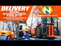 Bomac Forklift Diesel 3T RD30A-MS4S 5