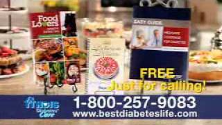 3 Free Gifts from HDIS Diabetes Care