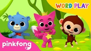 Go Bananas | Word Play | Pinkfong Songs For Children