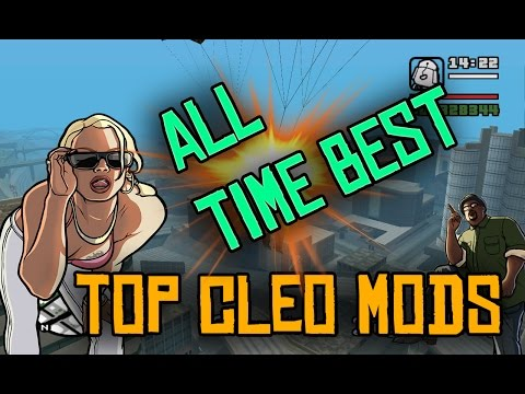 GTA San Andreas - Best Cleo Mods All Time 2017
