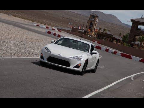 2013 Scion FR-S Review Bonus Feature: Track Time