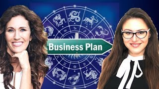 Running a SUCCESSFUL ASTROLOGY BUSINESS  with Amanda Walsh, Founder of the Astrology Hub & Astrolada