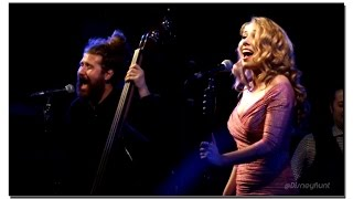 "Casey Abrams & Haley Reinhart with PMJ ""When I'm 64"" Liverpool"