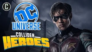 DC Universe Official: Will It Succeed? - Heroes