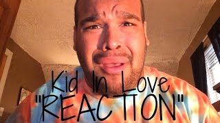 "Shawn Mendes - Kid In Love ""REACTION"""