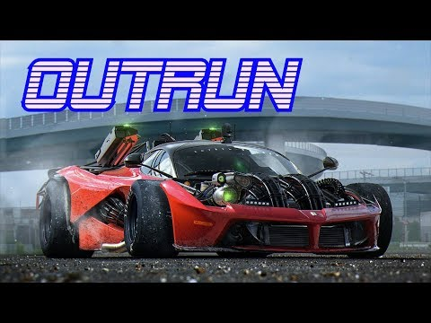 'OUTRUN' | Best of Synthwave And Retro Electro Music Mix for 1 Hour | Vol. 5