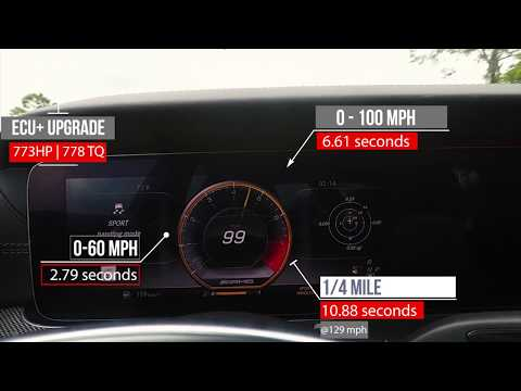 RENNtech and Weistec Tune the 2018 E63 S for Drag Racing