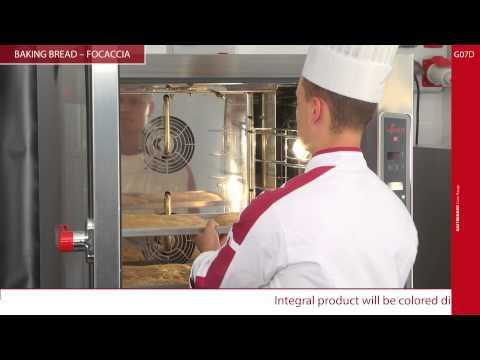 Φούρνοι Μαγειρικής - Ψήσιμο Ψωμιού