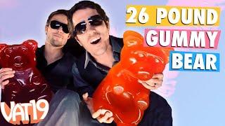 The 26-Pound Gummy Bear
