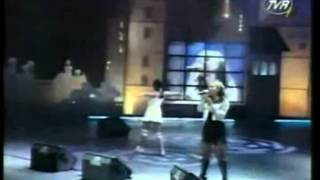 2 unlimited - Nothing Like The Rain liveBrasov'95