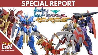 Special Report: A ''New'' Gunpla Line, HG Build Divers Re:Rise