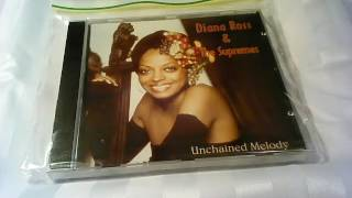 "DIANA ROSS  CD Box 15  ""Revised"""