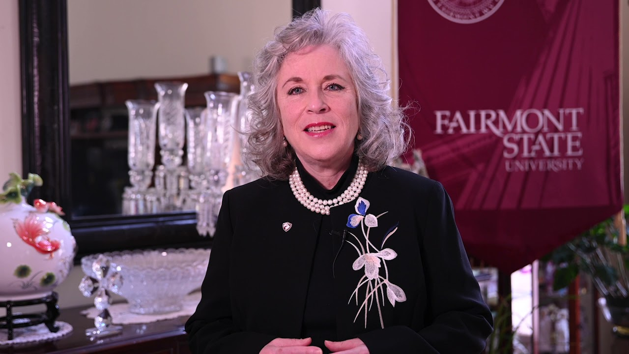 Play Dr. Mirta Martin - Fairmont State University President for National Health Care Decisions Day 2021