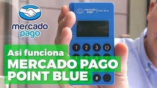 Mercado Pago Point Blue, Así funciona