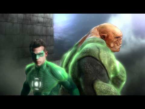 Movie Green Lantern Looks Less Ridiculous In Video Game Form