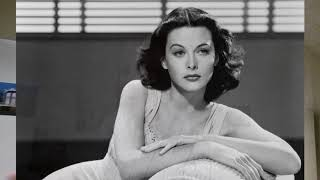 Hedy Lamarr - Dural career actress / inventor and so can you. WTTD 76